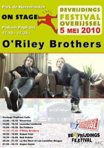 Affiche O Riley Brothers