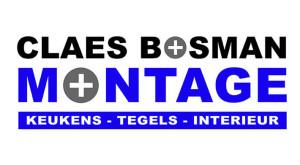 Logo Claes Bosman Montage