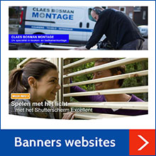 Banners websites