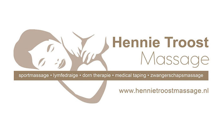 Logo Hennie Troost Massage