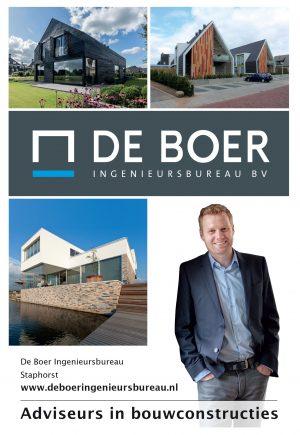 Advertentie De Boer
